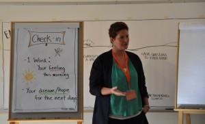 Johanna Steen, MiL Institute